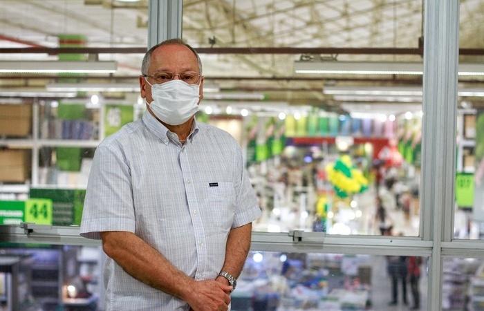 Guilherme Ferreira da Costa destaca importância da educação para o desenvolvimento do país (Foto: Rômulo Chico/Esp. DP)
