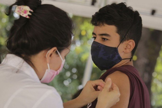 (Foto: Breno Esaki/Secretaria de Saúde do Distrito Federal)