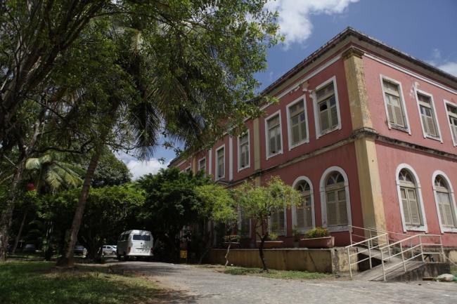 O Hospital Ulysses Pernambucano (HUP) é um patrimônio vivo e histórico da psiquiatria de Pernambuco e é de gestão estadual desde 1924. (SES-PE/Divulgação)