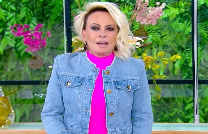 Ana Maria Braga recebeu críticas no programa desta terça (28) (REPRODUÇÃO/TV GLOBO)