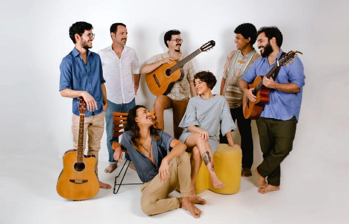 Coletivo de Artistas Independentes (Cais) é um grupo formado por artistas caruaruenses de música e teatro (Foto: Divulgação)