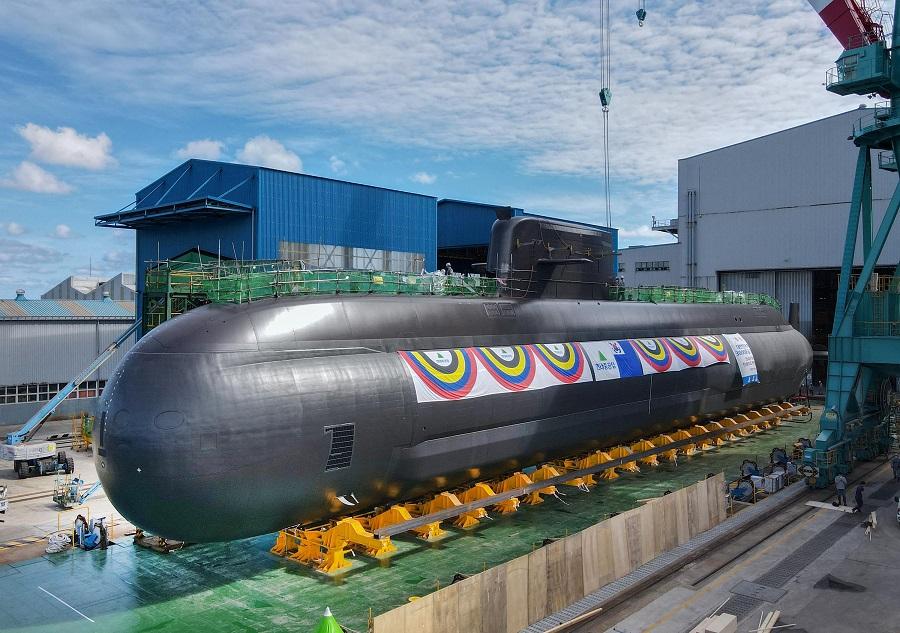 (Foto: Handout / South Korean Defence Ministry / AFP )