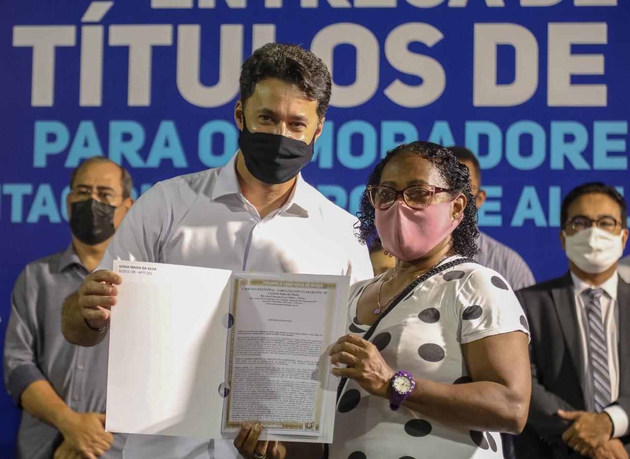 (Foto: Chico Bezerra/ PMJG)