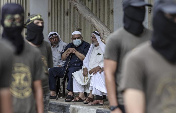 (Foto: Said Khatib/AFP)