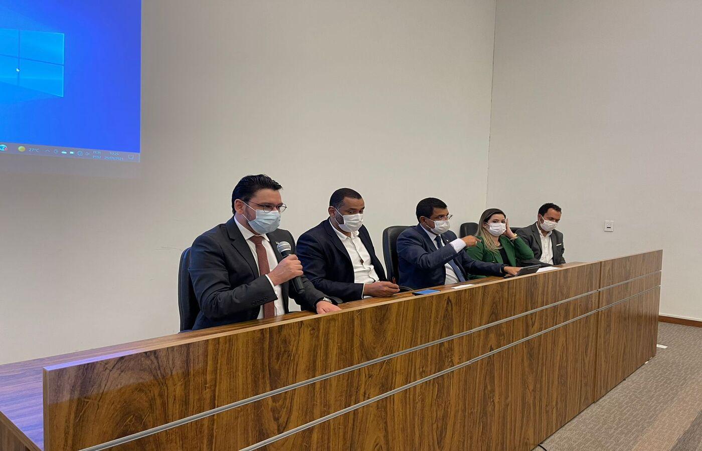 O Fórum representa todas as secretarias do trabalho do Brasil  (Foto: Reprodução)