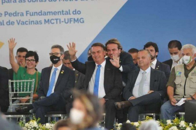 (Foto: Gladyston Rodrigues/EM/D.A Press)