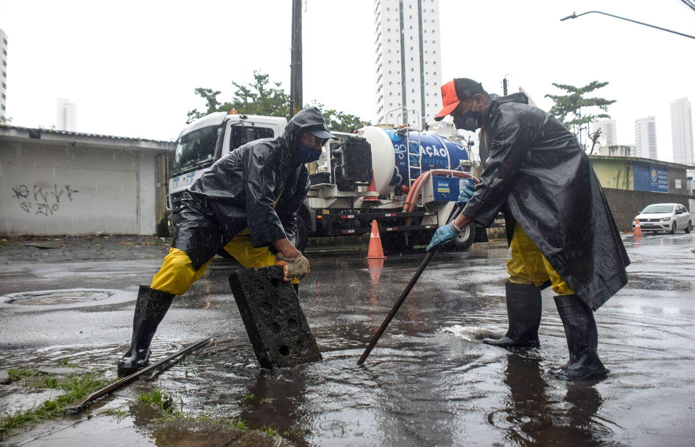 A solução escolhida será adotada pela Emlurb para melhorar drenagem urbana da capital pernambucana (Foto: Daniel Tavares/Prefeitura do Recife)