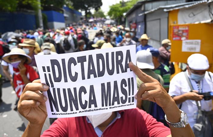 (Foto: MARVIN RECINOS / AFP )