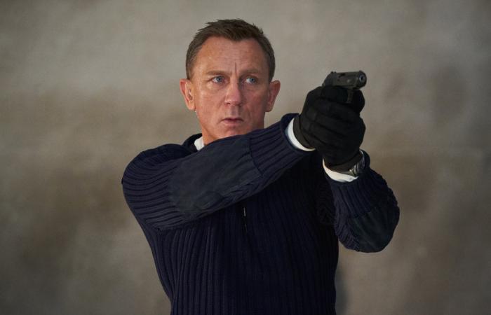 Ator Daniel Craig se despede do papel como o mais longevo James Bond da história (Foto: Divulgação)