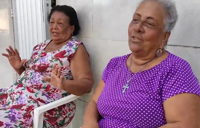 Dona Luzinete é a liga que conduz as memórias do curta (DIVULGAÇÃO)