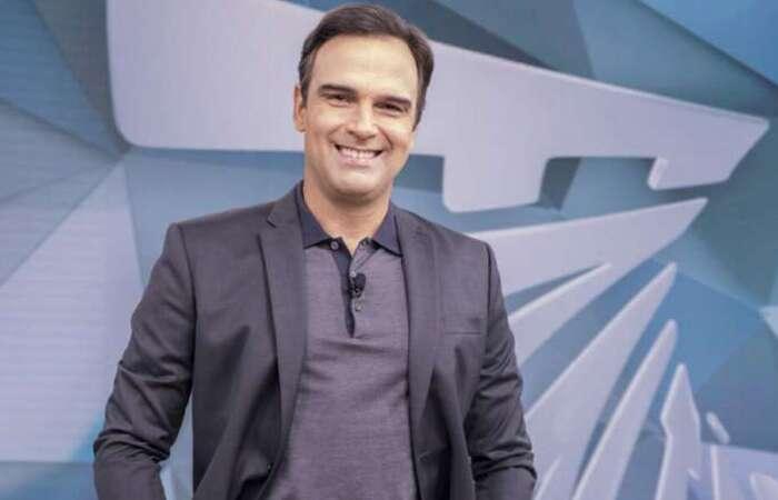 Colunista crava Tadeu Schmidt como novo apresentador do Big Brother Brasil (Foto: Divulgação)