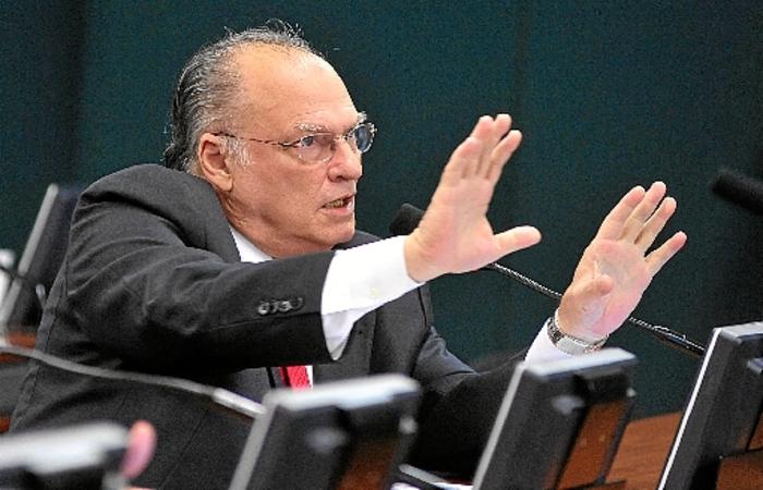 Freire mostrou empolgação em fechar com o PV uma federação, depois de ter procurado a Rede (Alexandra Martins/Câmara dos Deputados)