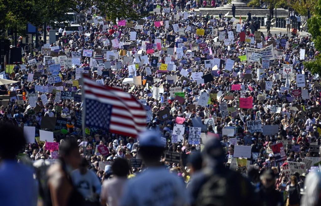(Foto: ANDREW CABALLERO-REYNOLDS / AFP)