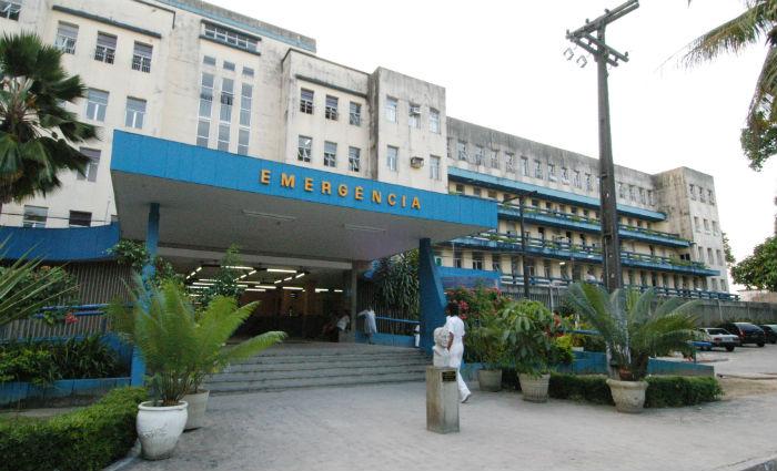 A previsão da SES-PE é que nos próximos 30 dias, mais 89 leitos de enfermaria sejam abertos no hospital. (Ricardo Fernandes/DP)