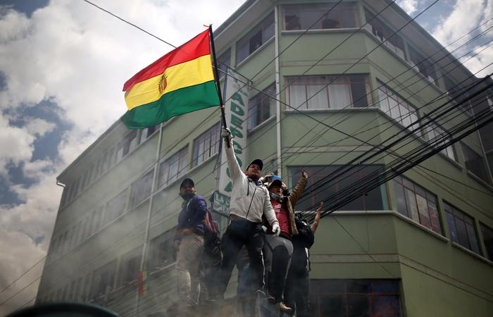 (Foto: Luis Gandarillas/AFP)