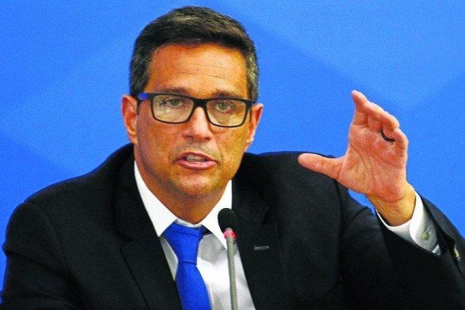 (Qualquer flexibilização na meta pode causar perda de credibilidade, avisa Roberto Campos Neto. Foto: Marcello Casal Jr/Agência Brasil)