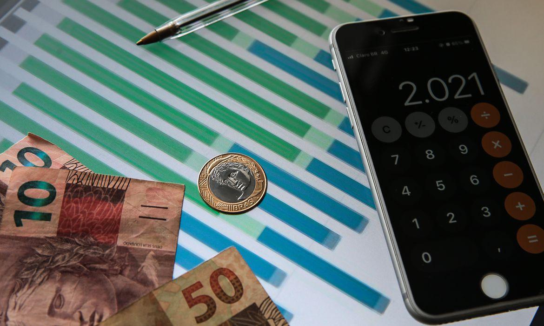 (Bolsa caiu 2,22% com pessimismo doméstico e externo. Foto: Marcelo Casal Jr/Agência Brasil)
