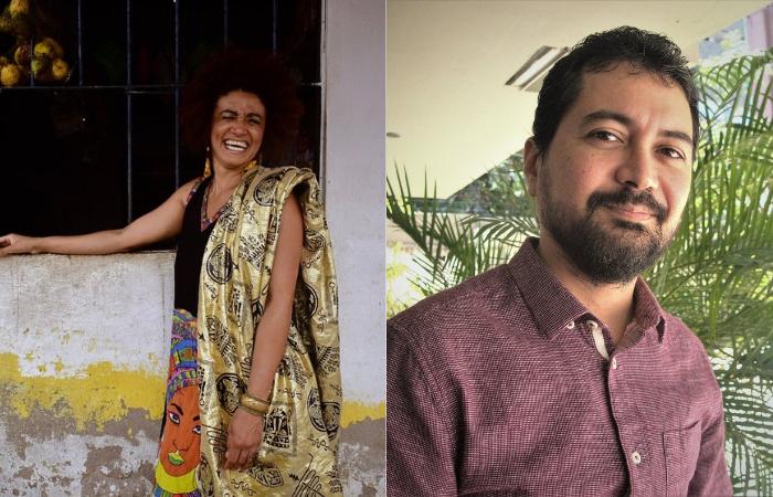 Dos contos ao cinema, trabalhos de Odailta Alves e Marcelo Ikeda são exemplos da pluralidade de lançamentos do evento (NATHALIA TENÓRIO/MARCELO IKEDA/DIVULGAÇÃO)