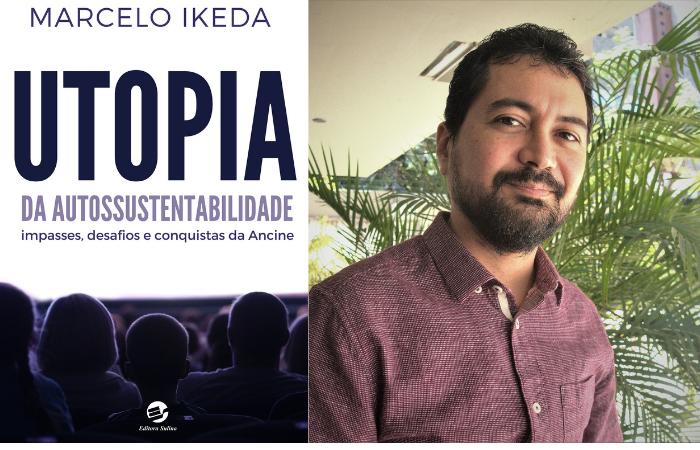 DIVULGAÇÃO (Marcelo Ikeda investiga trajetória da Ancine e das políticas públicas do cinema brasileiro dos últimos 20 anos)