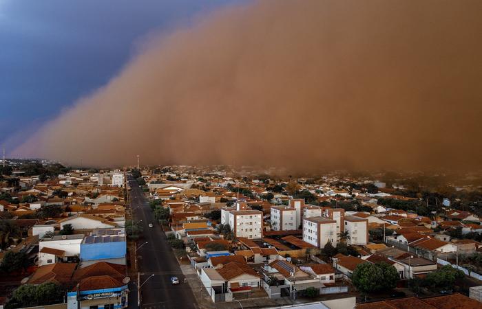 (Foto: Andrey LUZ / AFP )