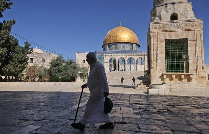 (Foto: AHMAD GHARABLI / AFP )