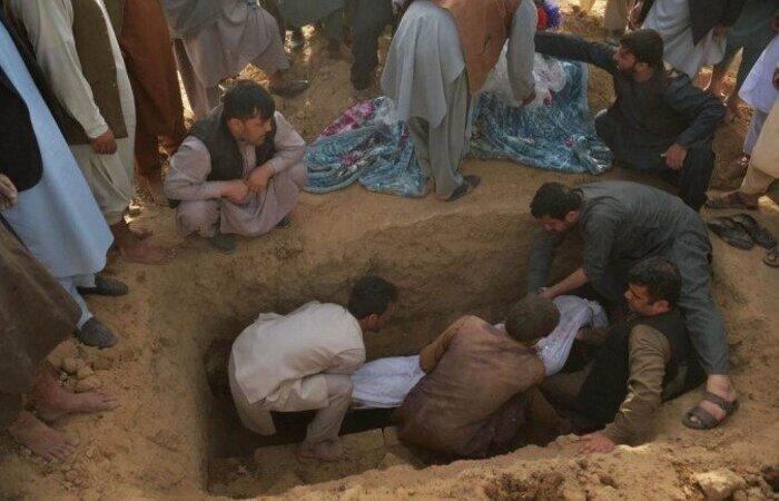 (Foto: Hoshang Hashimi/AFP)