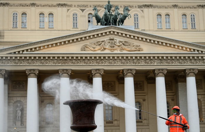 (Foto: Kirill KUDRYAVTSEV / AFP )