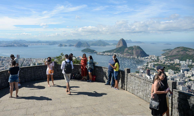 (Na capital taxa de ocupação ultrapassa 86%. Foto: Tomaz Silva/Agência Brasil)