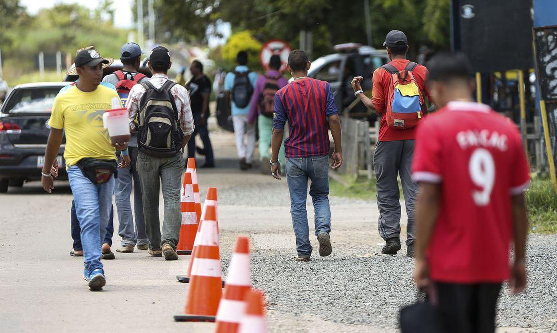 (Publicações são parceria com a agência da ONU para refugiados. Foto: Marcelo Camargo/Agência Brasil )