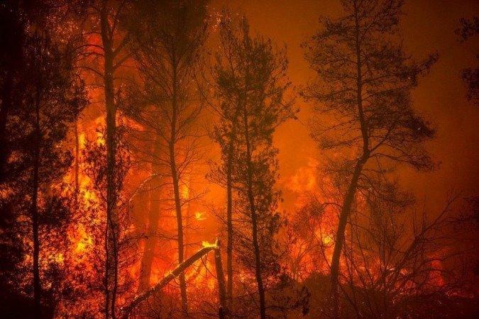 (Pesquisa sobre mudanças climáticas cresceu exponencialmente nos últimos anos, com cerca de 1.500 estudos publicados entre 1951 e 1990, contra 75.000 a 85.000 nos últimos cinco anos. Foto: ANGELOS TZORTZINIS / AFP)