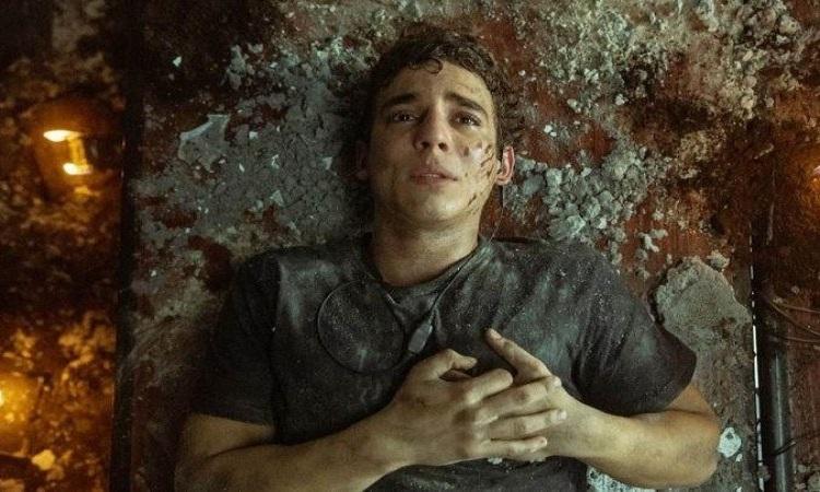 O vídeo foi divulgado pela Nefflix, que anunciou que serão cinco episódios finais (Netflix/Reprodução)