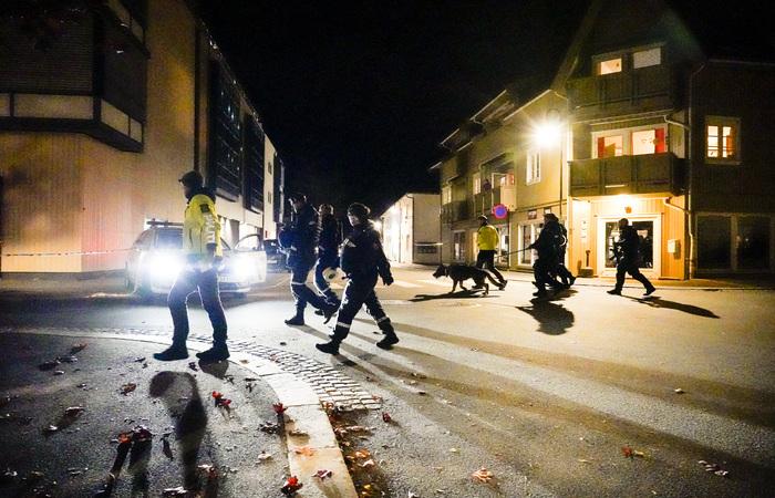 (Foto: Håkon Mosvold Larsen/NTB/AFP  )