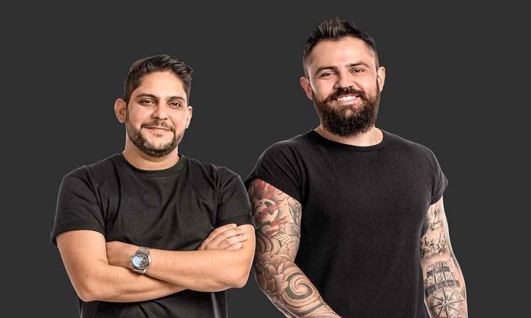 A dupla Jorge e Mateus faz parte do time de artistas sertanejos de maior destaque do Brasil (Divulgação)