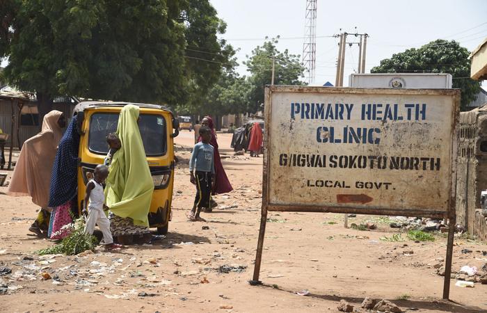 (Foto: Pius Utomi Ekpei/AFP  )