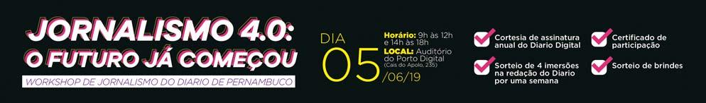 Workshop Diario de Pernambuco