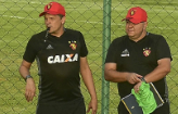 Claudinei terá duas baixas para duelo contra o Bahia (Paulo Paiva/DP)