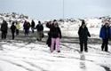 Antártica se torna cobiçada por turistas do mundo todo   (Vanderlei Almeida/AFP Photo)