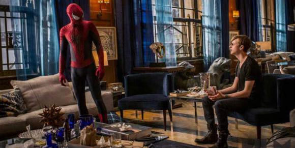Aí vem o Homem-Aranha  (Divulgação)